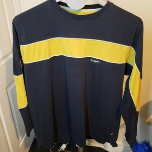 Mens vintage TXT large long sleeve tee shirt
